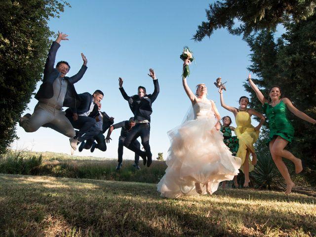 Il matrimonio di Filippo e Ilaria a Ponsacco, Pisa 46