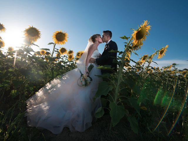 Il matrimonio di Filippo e Ilaria a Ponsacco, Pisa 49
