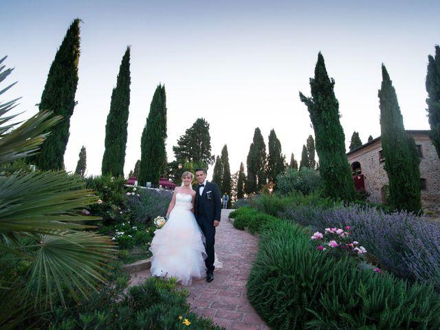 Il matrimonio di Filippo e Ilaria a Ponsacco, Pisa 53