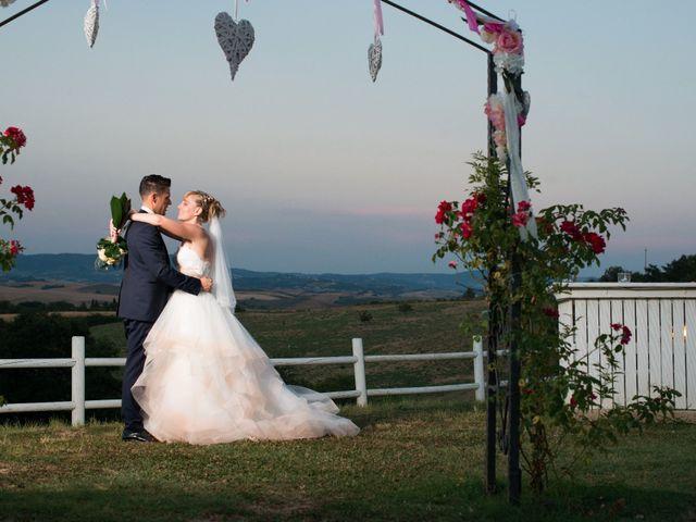 Il matrimonio di Filippo e Ilaria a Ponsacco, Pisa 55