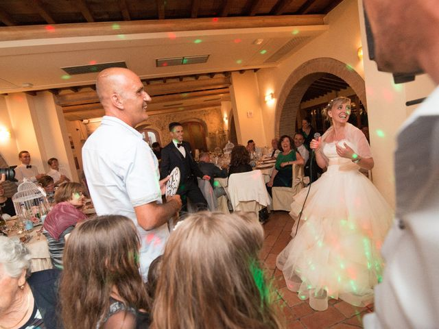 Il matrimonio di Filippo e Ilaria a Ponsacco, Pisa 59