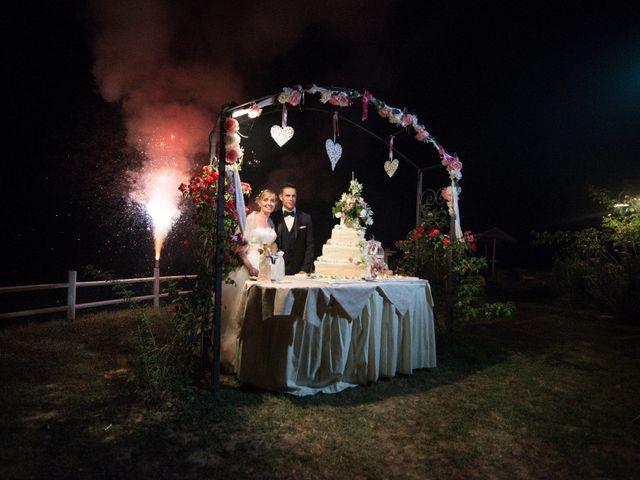Il matrimonio di Filippo e Ilaria a Ponsacco, Pisa 60