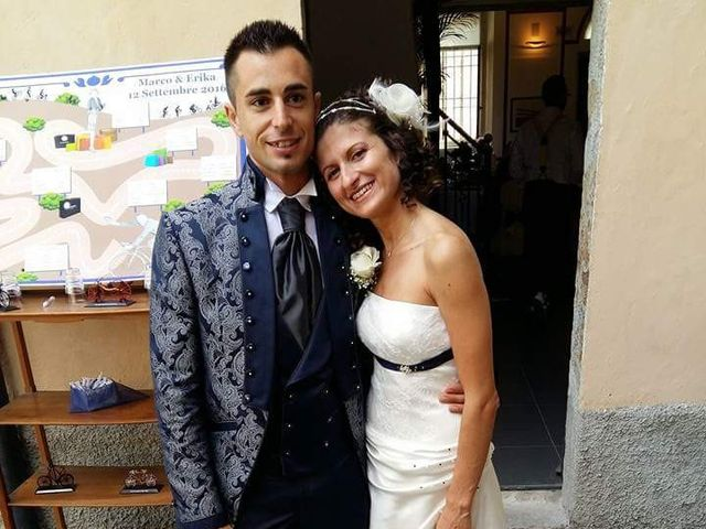 Il matrimonio di Marco e Erika a Samarate, Varese 3