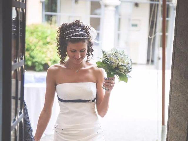 Il matrimonio di Marco e Erika a Samarate, Varese 4