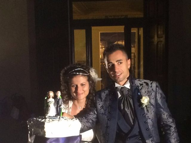 Il matrimonio di Marco e Erika a Samarate, Varese 8