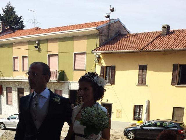 Il matrimonio di Marco e Erika a Samarate, Varese 9