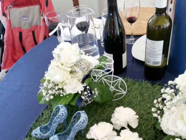 Il matrimonio di Marco e Erika a Samarate, Varese 11
