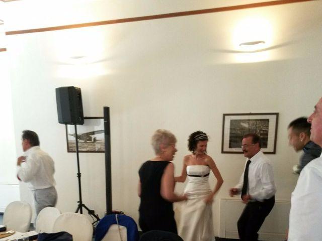 Il matrimonio di Marco e Erika a Samarate, Varese 12
