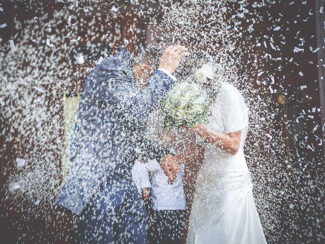 Il matrimonio di Marco e Erika a Samarate, Varese 13
