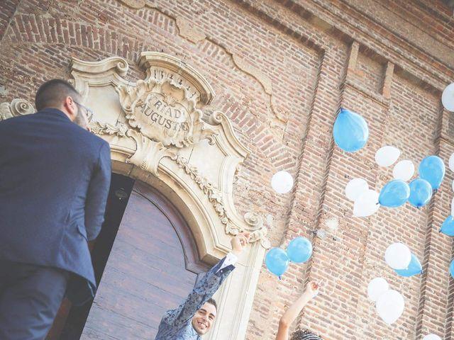 Il matrimonio di Marco e Erika a Samarate, Varese 15