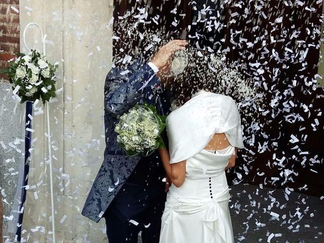 Il matrimonio di Marco e Erika a Samarate, Varese 17
