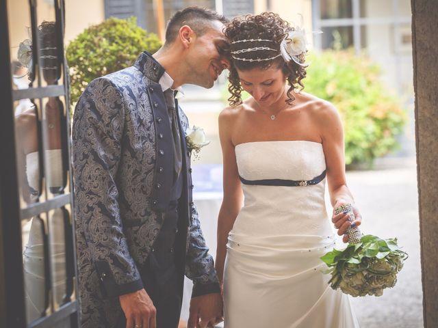 Il matrimonio di Marco e Erika a Samarate, Varese 1