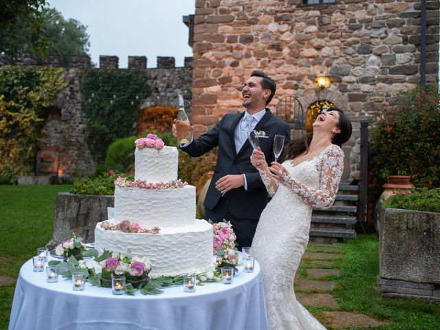 Il matrimonio di Nicola e Anna a Lecco, Lecco 35