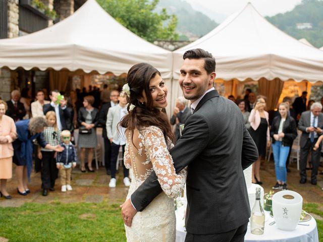 Il matrimonio di Nicola e Anna a Lecco, Lecco 36