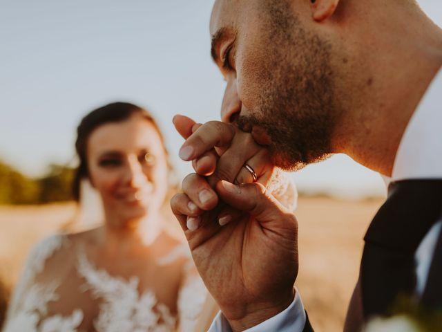 Il matrimonio di Fabio e Mariapia a Collecorvino, Pescara 4