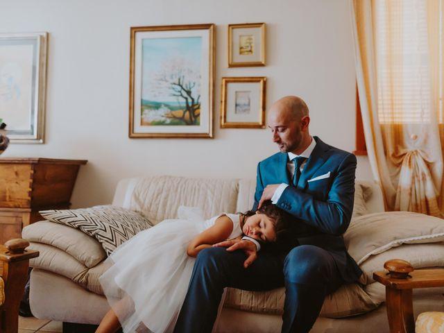 Il matrimonio di Fabio e Mariapia a Collecorvino, Pescara 28