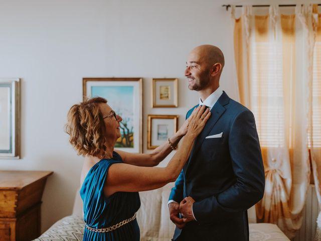 Il matrimonio di Fabio e Mariapia a Collecorvino, Pescara 31