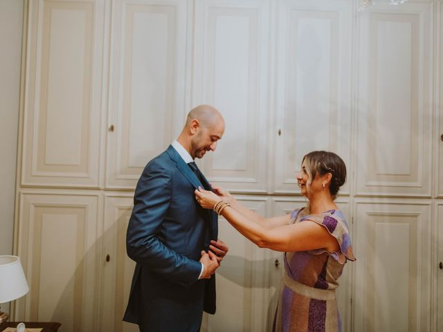 Il matrimonio di Fabio e Mariapia a Collecorvino, Pescara 35