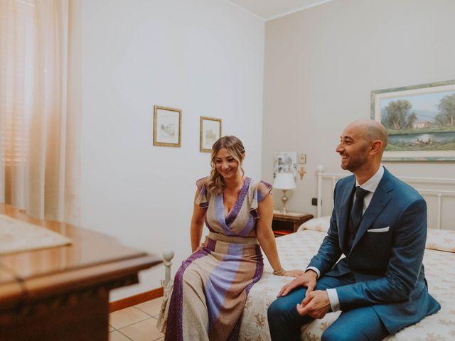 Il matrimonio di Fabio e Mariapia a Collecorvino, Pescara 36