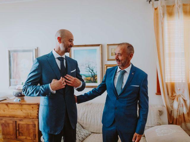 Il matrimonio di Fabio e Mariapia a Collecorvino, Pescara 37