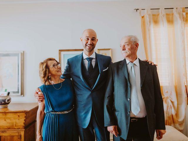 Il matrimonio di Fabio e Mariapia a Collecorvino, Pescara 40