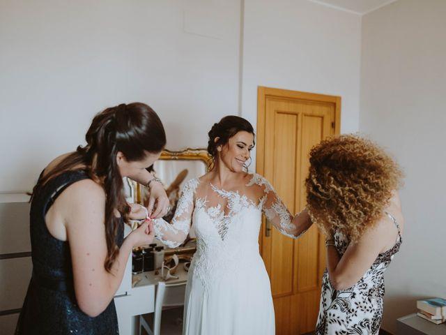Il matrimonio di Fabio e Mariapia a Collecorvino, Pescara 50