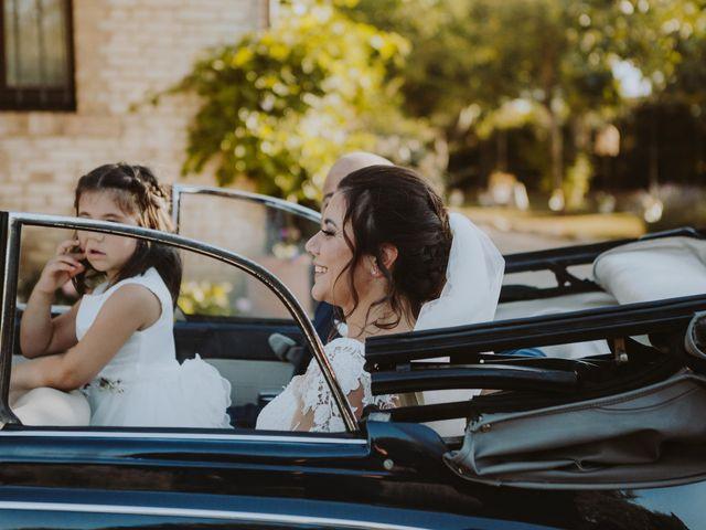 Il matrimonio di Fabio e Mariapia a Collecorvino, Pescara 61