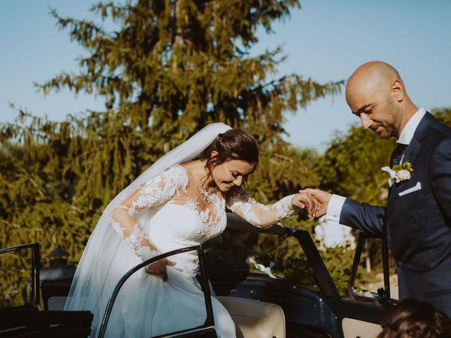 Il matrimonio di Fabio e Mariapia a Collecorvino, Pescara 62