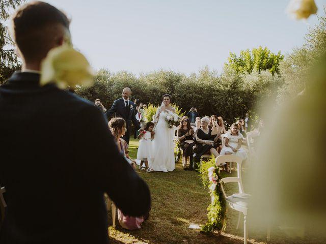 Il matrimonio di Fabio e Mariapia a Collecorvino, Pescara 64