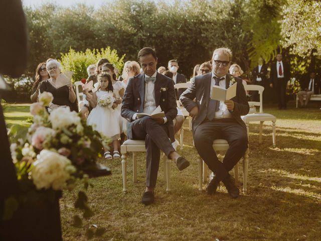 Il matrimonio di Fabio e Mariapia a Collecorvino, Pescara 67