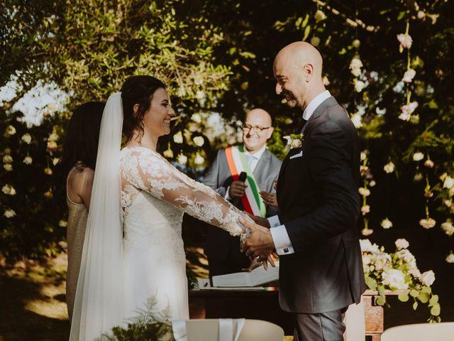 Il matrimonio di Fabio e Mariapia a Collecorvino, Pescara 73