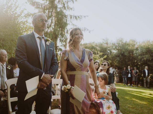 Il matrimonio di Fabio e Mariapia a Collecorvino, Pescara 74