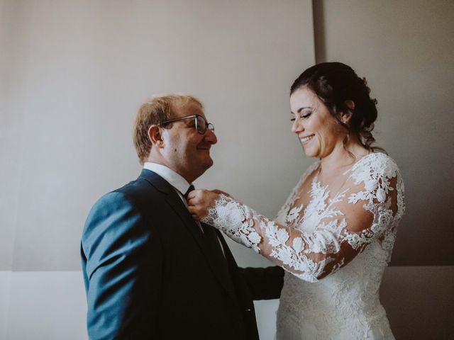 Il matrimonio di Fabio e Mariapia a Collecorvino, Pescara 75