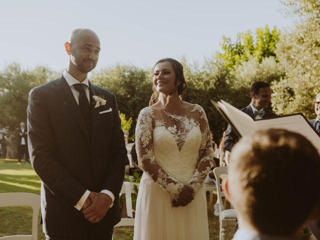 Il matrimonio di Fabio e Mariapia a Collecorvino, Pescara 77