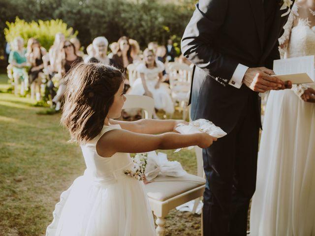 Il matrimonio di Fabio e Mariapia a Collecorvino, Pescara 82