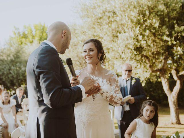 Il matrimonio di Fabio e Mariapia a Collecorvino, Pescara 83
