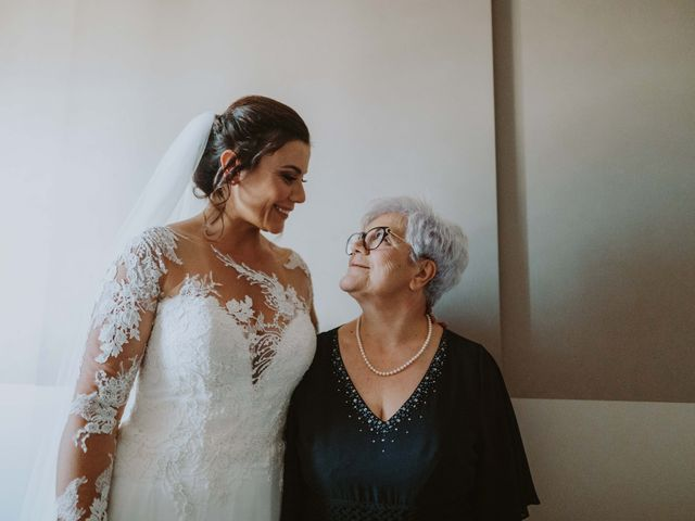 Il matrimonio di Fabio e Mariapia a Collecorvino, Pescara 84