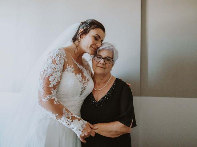 Il matrimonio di Fabio e Mariapia a Collecorvino, Pescara 85