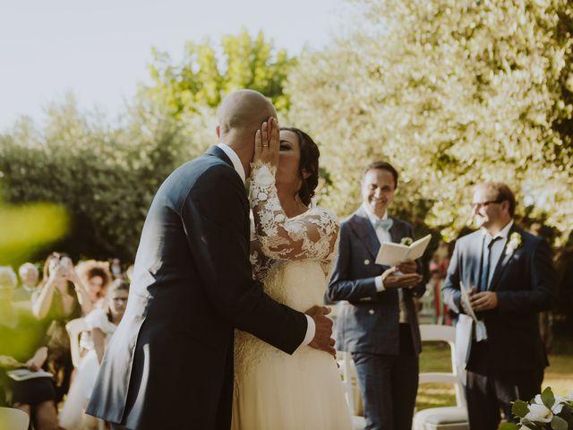 Il matrimonio di Fabio e Mariapia a Collecorvino, Pescara 86