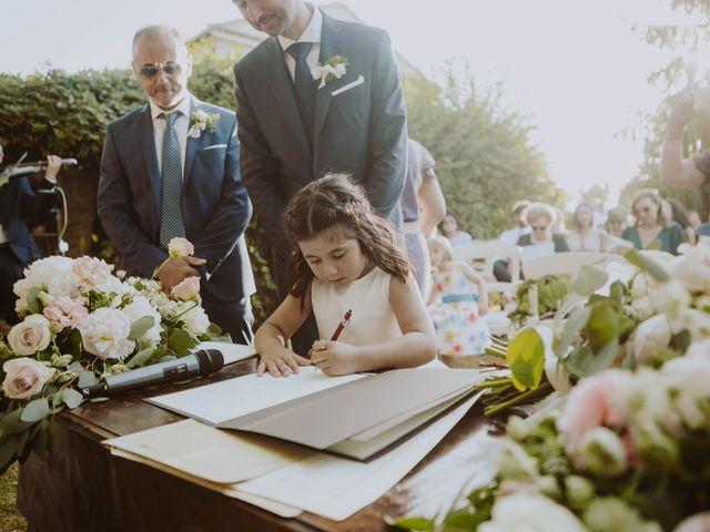 Il matrimonio di Fabio e Mariapia a Collecorvino, Pescara 90