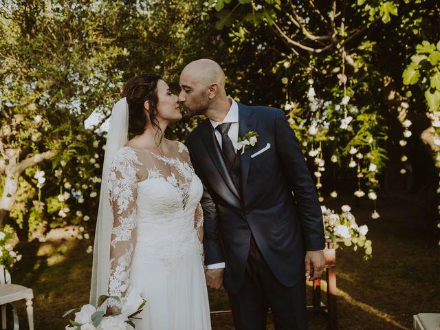 Il matrimonio di Fabio e Mariapia a Collecorvino, Pescara 91