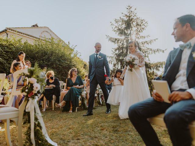 Il matrimonio di Fabio e Mariapia a Collecorvino, Pescara 92