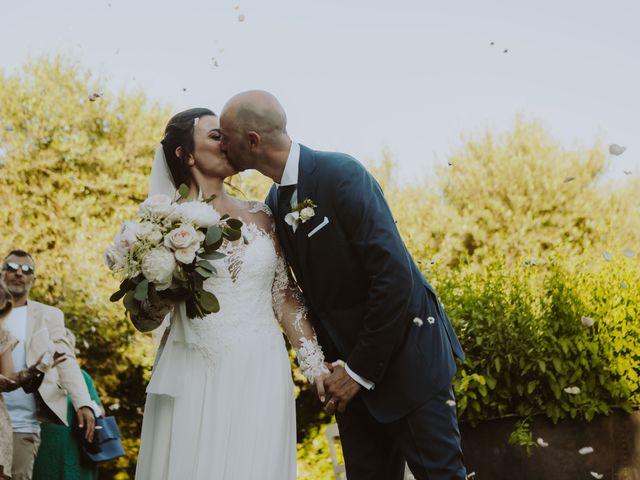 Il matrimonio di Fabio e Mariapia a Collecorvino, Pescara 94