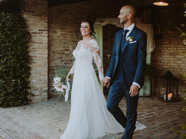 Il matrimonio di Fabio e Mariapia a Collecorvino, Pescara 98
