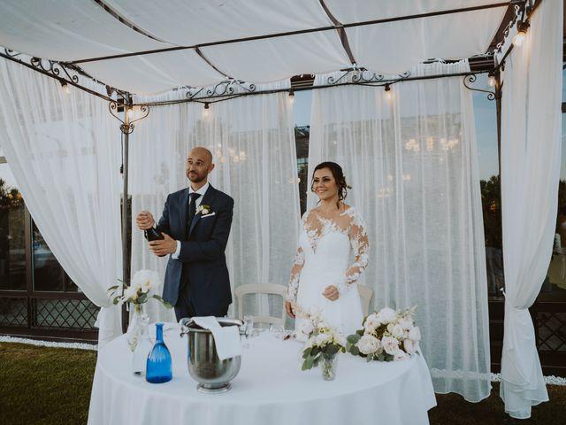 Il matrimonio di Fabio e Mariapia a Collecorvino, Pescara 100