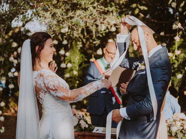 Il matrimonio di Fabio e Mariapia a Collecorvino, Pescara 101