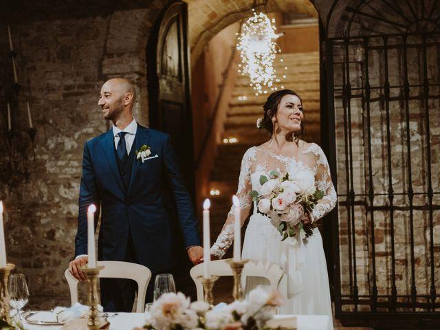 Il matrimonio di Fabio e Mariapia a Collecorvino, Pescara 102