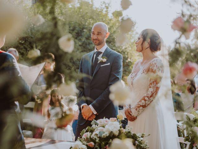 Il matrimonio di Fabio e Mariapia a Collecorvino, Pescara 103