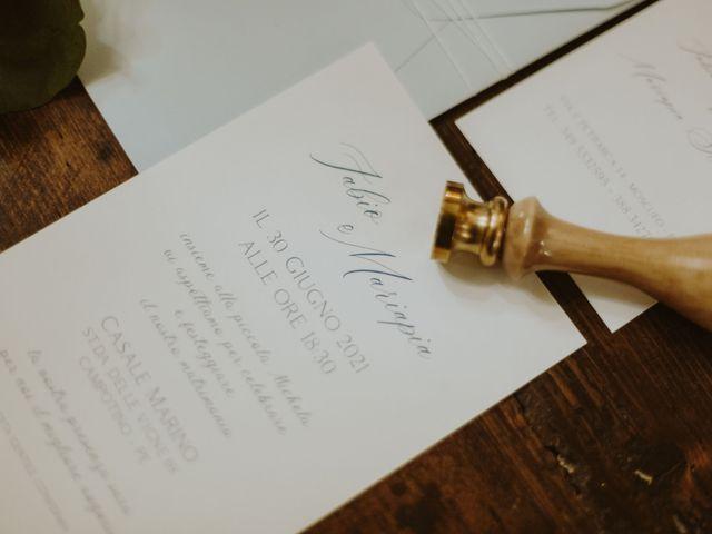 Il matrimonio di Fabio e Mariapia a Collecorvino, Pescara 104