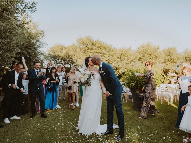 Il matrimonio di Fabio e Mariapia a Collecorvino, Pescara 112